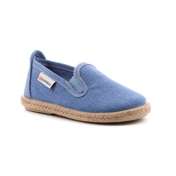 Superga Focus Slip On Blu