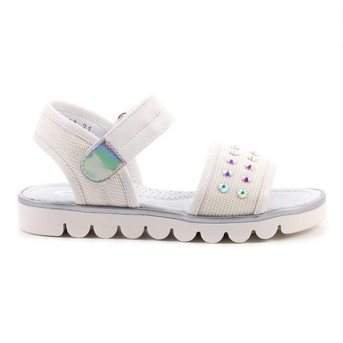 Sandalo Ciao Bimbi Bambina Bianco Scarpe 102 - 3680.06 ... 21f15869bfe