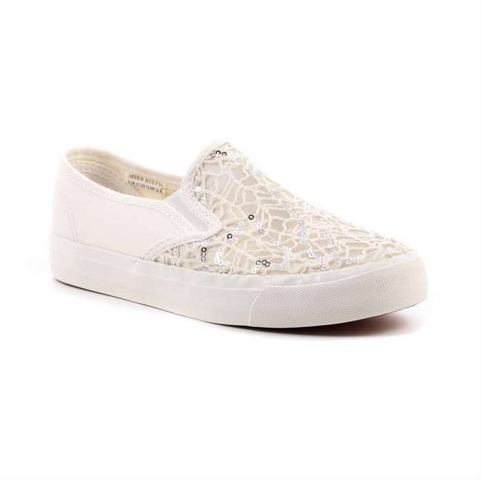 Miss Sixty Slip On Bianco