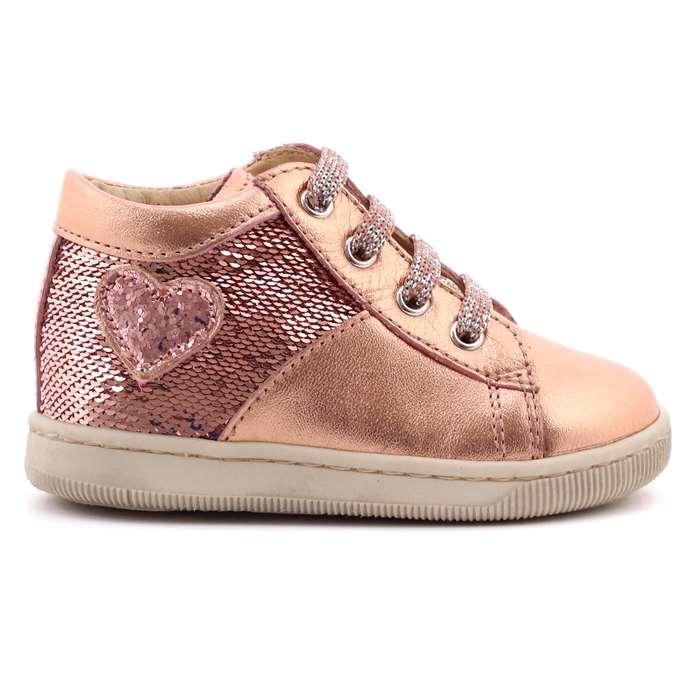 Sneakers rosa per bambini Naturino Venta De Italia Comprar Barato Con Tarjeta De Crédito Descuento Grande De Venta En Línea Popular Y Barato Precio Increíble Precio Barato PPnGfW1v20