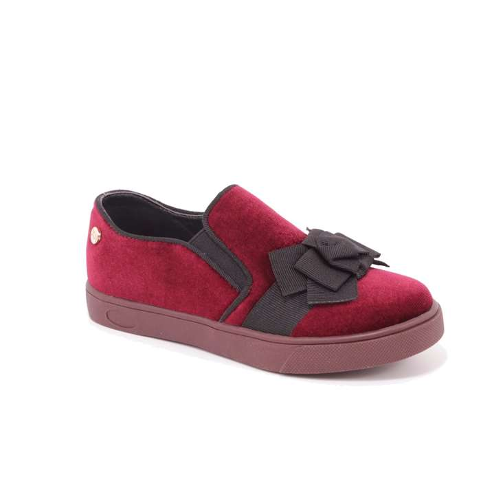 Xti Slip On Bordeaux