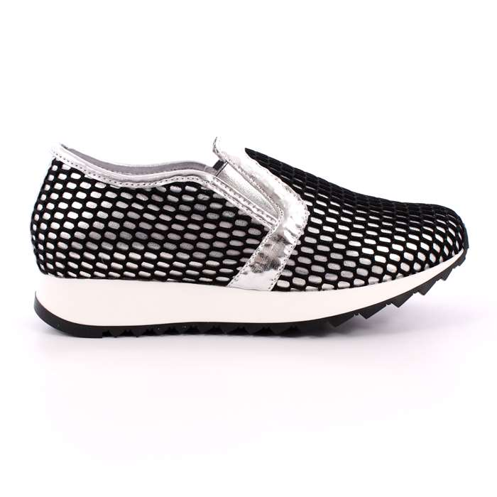 Slip On This Way Donna Nero  Scarpe 24 - PRY