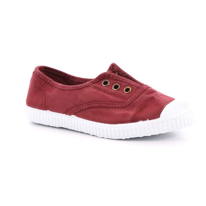 Cienta Slip On Bordeaux