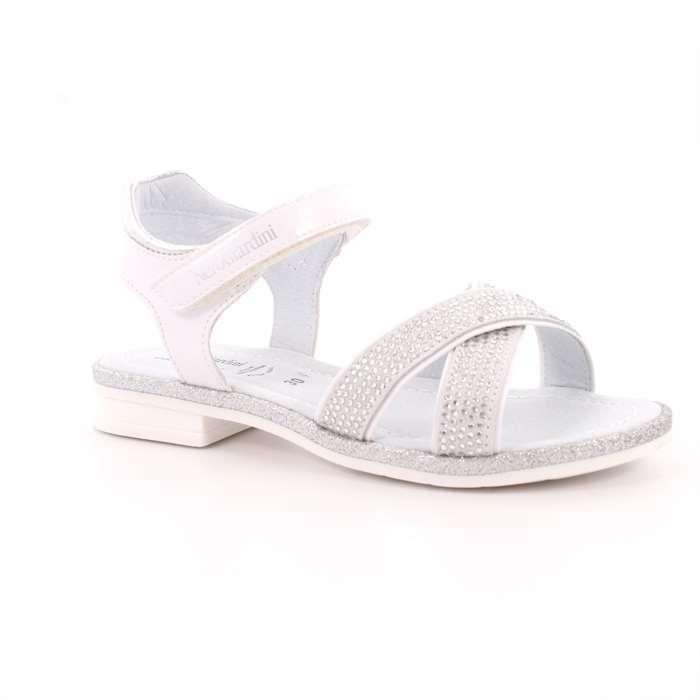 Sandalo Nero Giardini Bambina Bianco Scarpe 378 - P830350F 707 Nero  Giardini Sandalo Bianco a29f06d5241