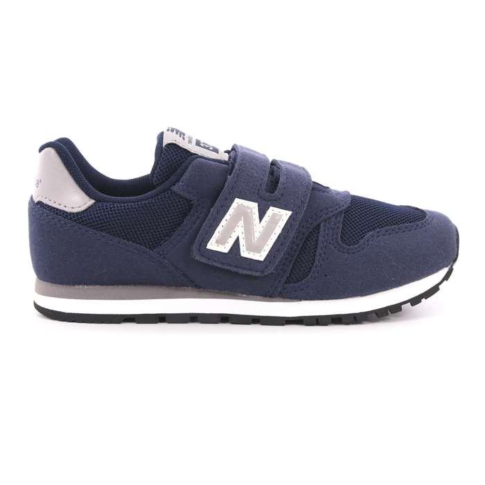 scarpe new balance bambino blu