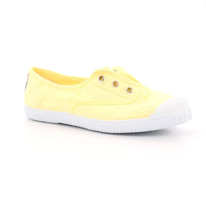 Cienta Slip On Giallo