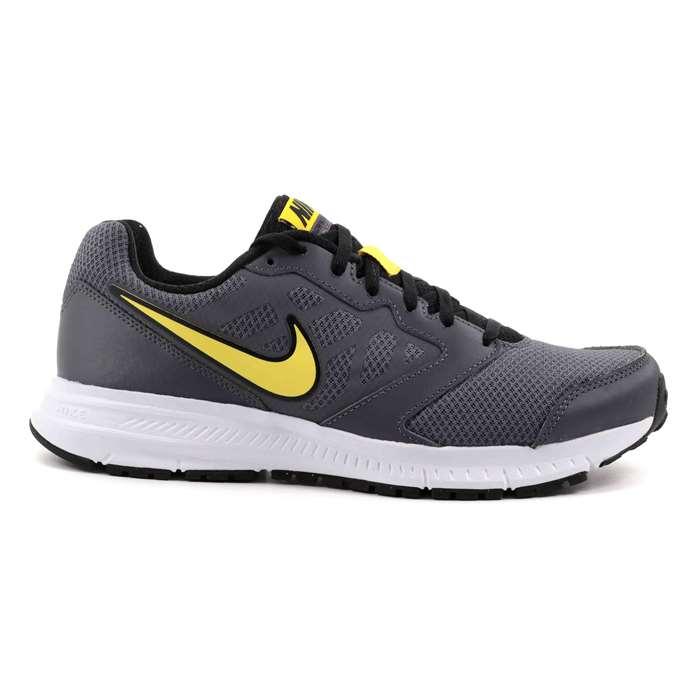 official photos b9245 57744 Scarpa Allacciata Nike Bambina Grigio Scarpe 189 - 684652 027