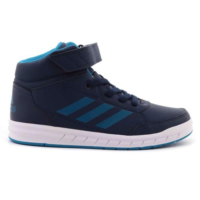 buy popular ae52a 88ce8 Scarpa Strappi + Elastico Adidas Bambino Blu Scarpe 360 , BB6209 ...