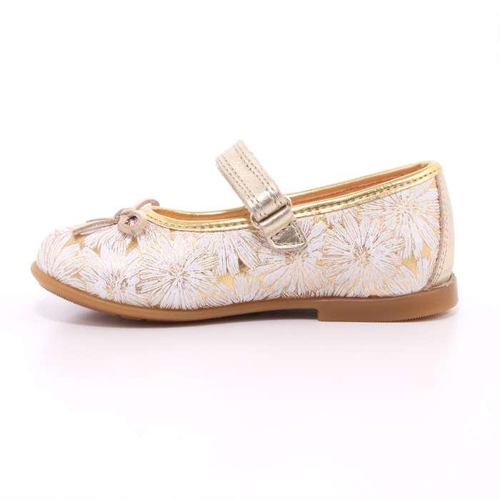 vendita calda online 23e42 031a7 Pablosky Ballerina Bambina Oro   Pallino