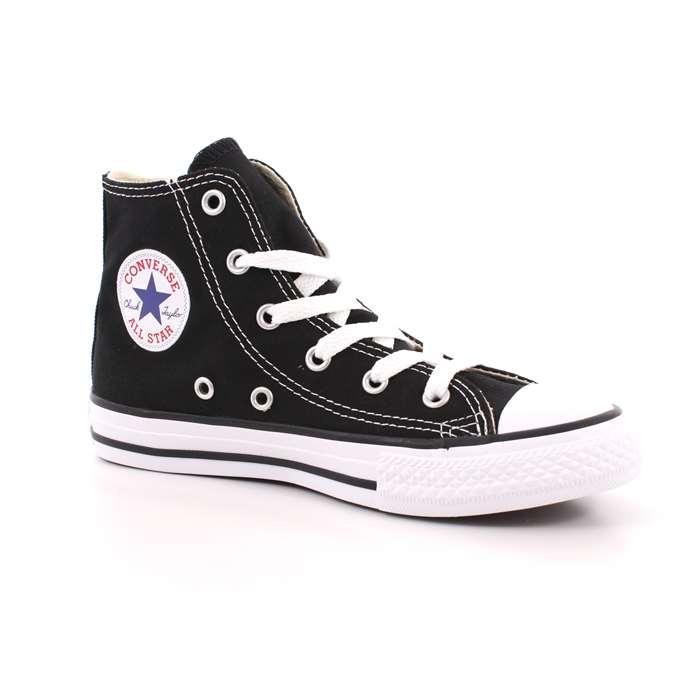 scarpe converse bambino nere