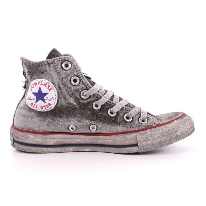 scarpe converse uomo grigie